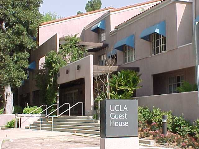 Ucla campus map guest house ucla guest house for House with guest house