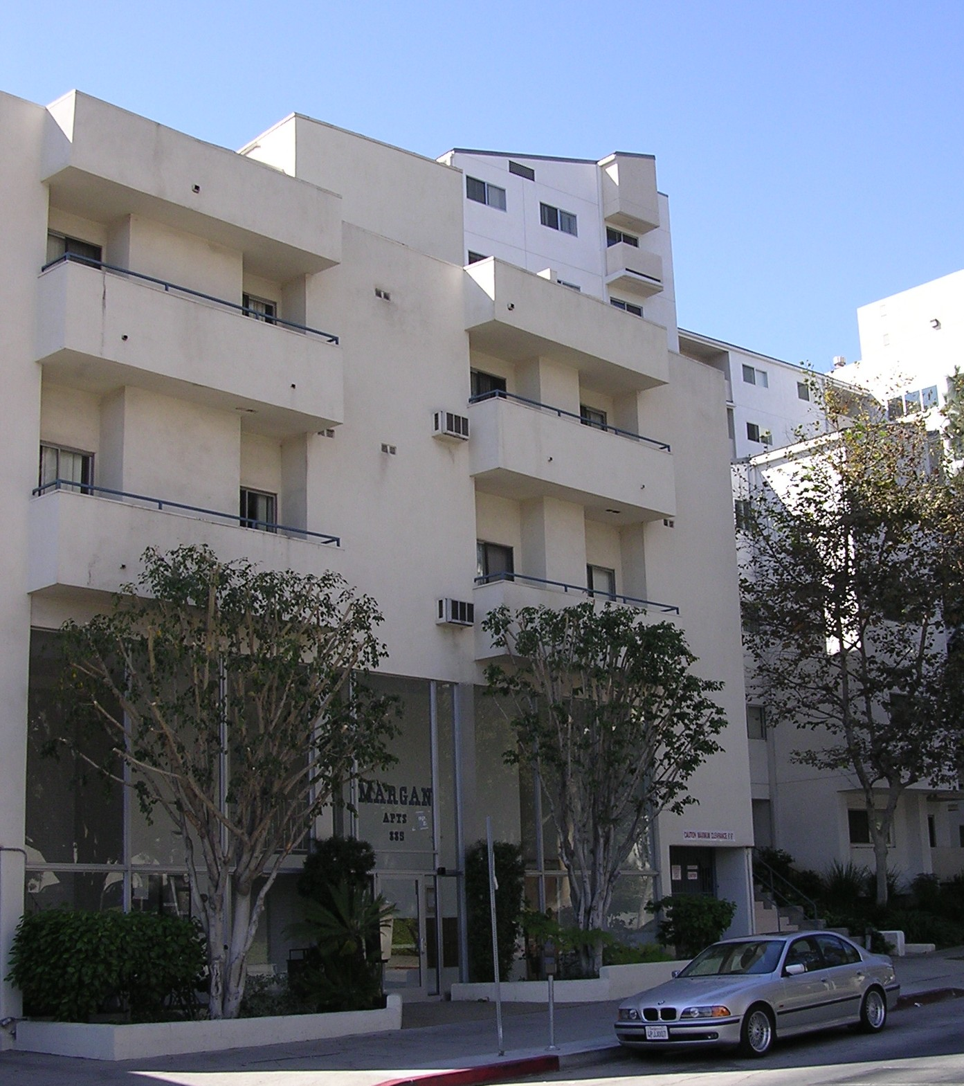 Studio Apartment Ucla ucla campus map: margan apartments; margan apts - 885 levering ave