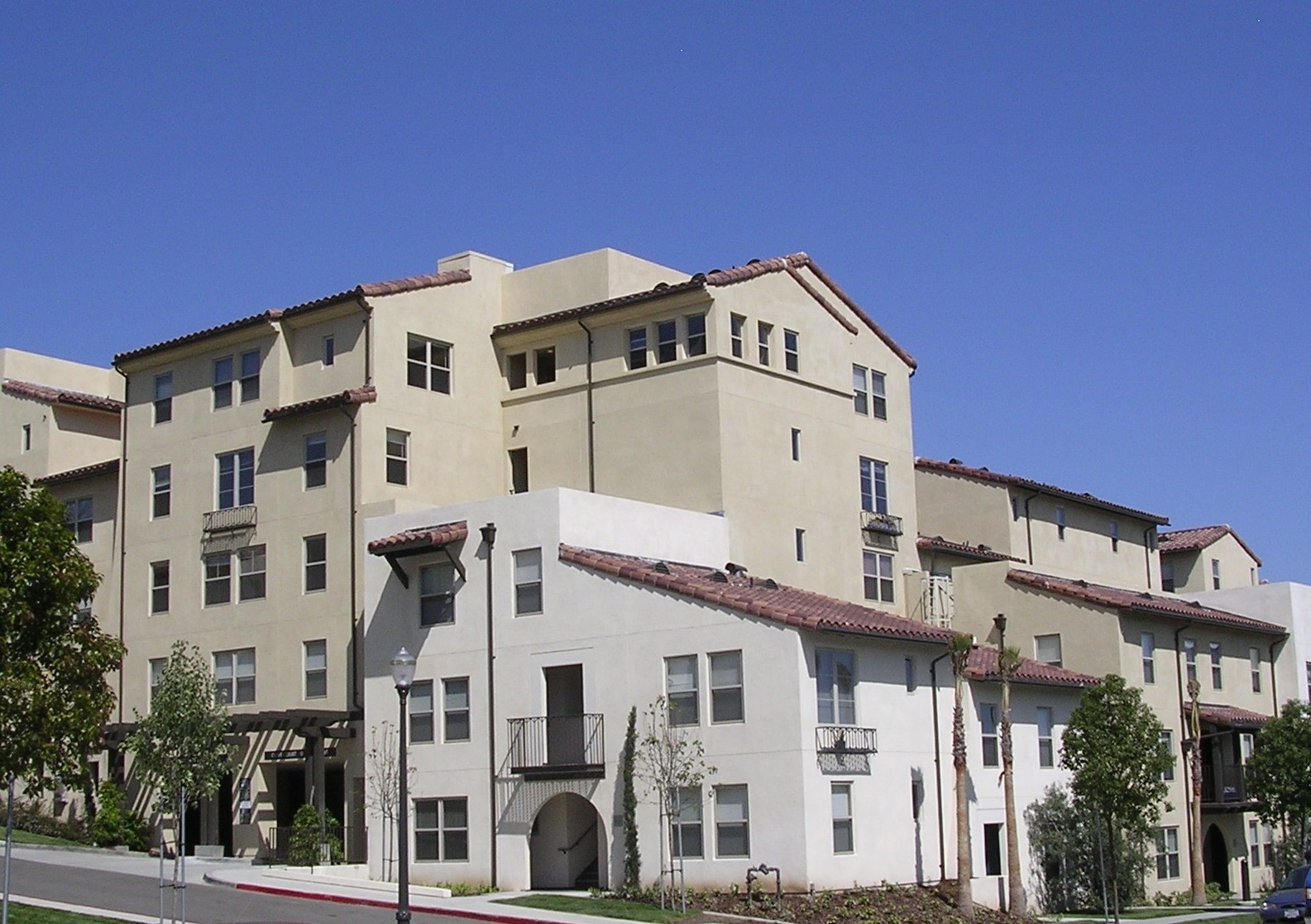 Ucla Campus Map Olive Court Apartments Olive Court