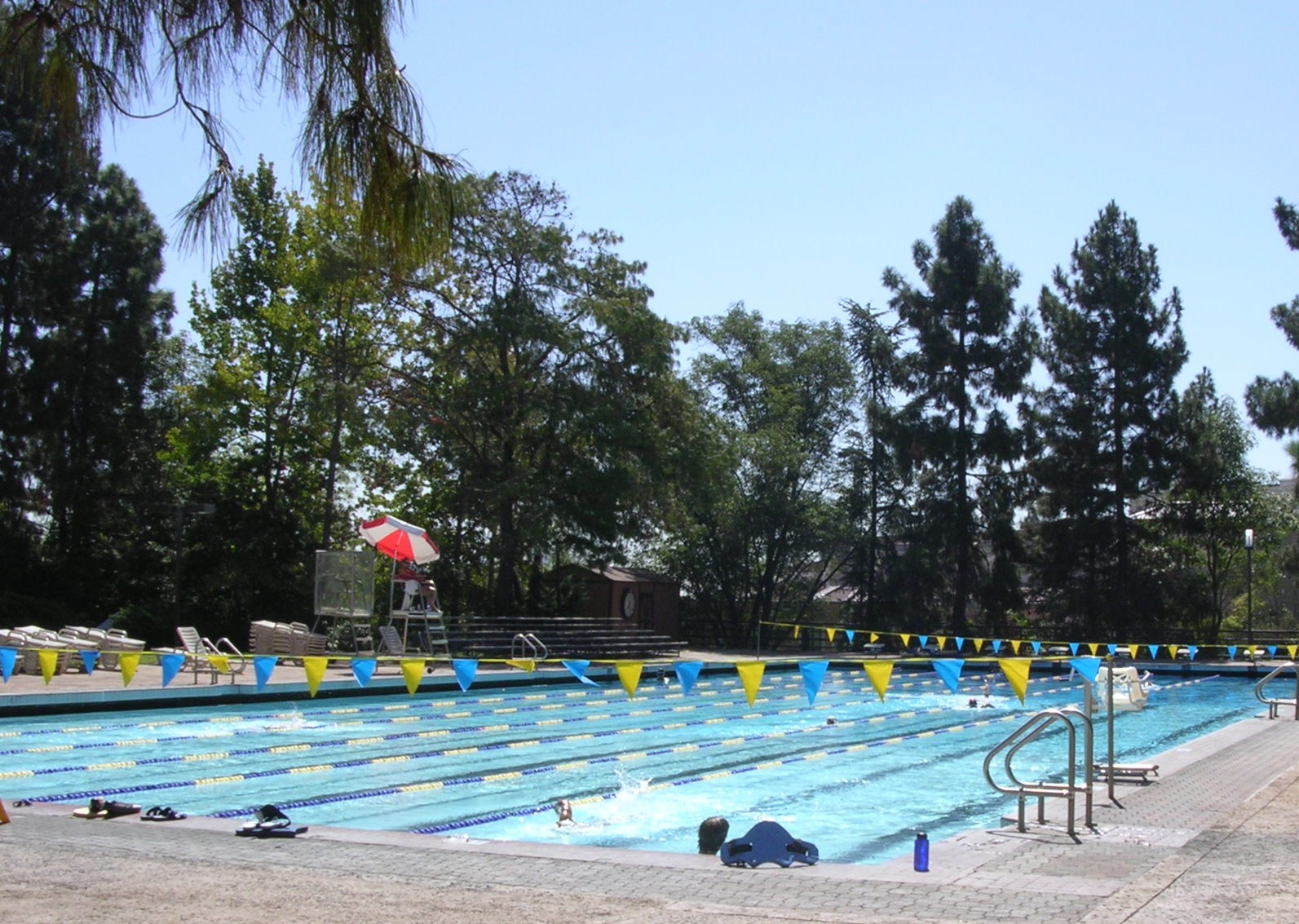 Ucla campus map park pool park pool sunset canyon - Pools on the park swimming lessons ...