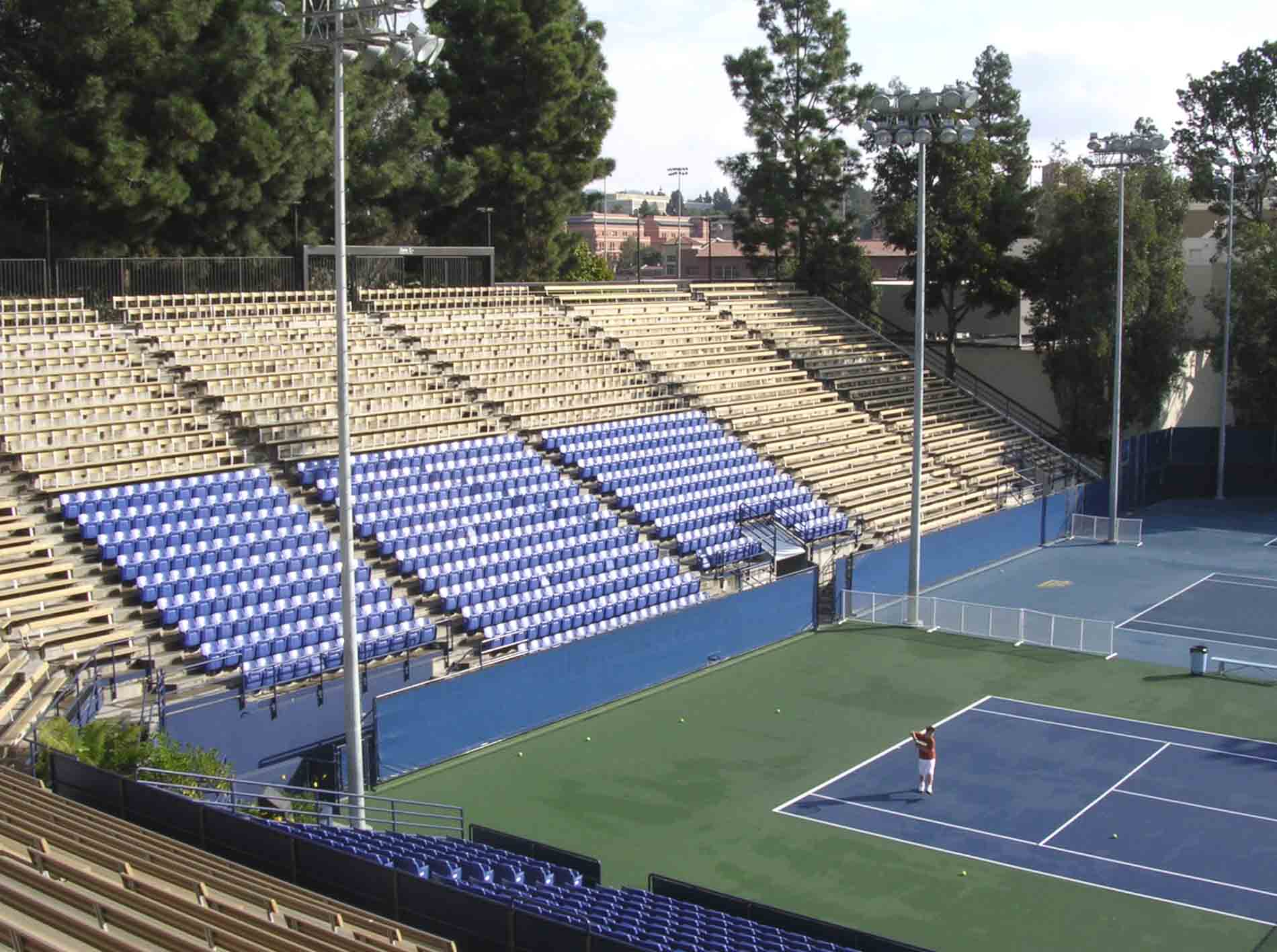 Tennis dating los angeles