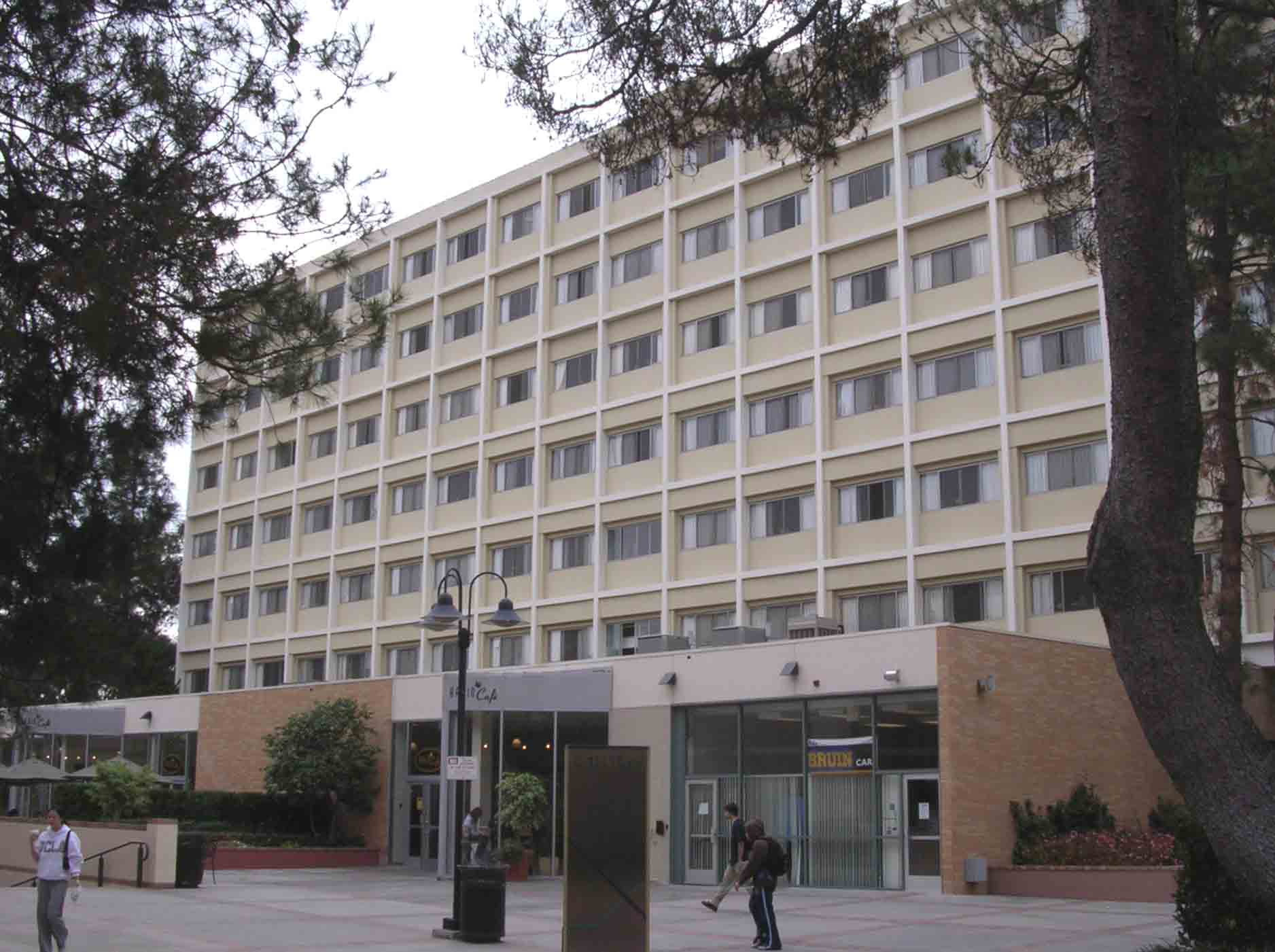 Ucla Emergency Room Address
