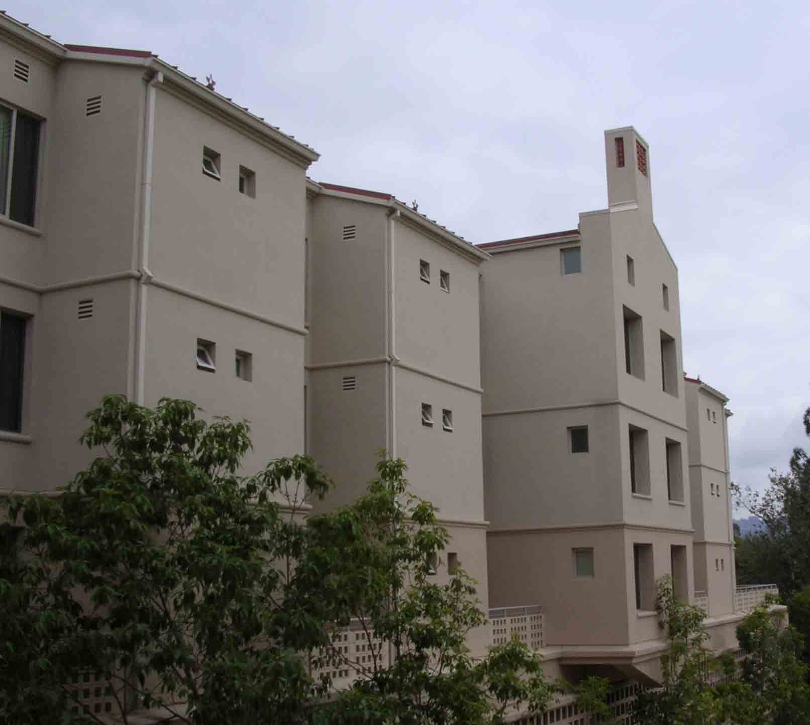 Ucla Apartments: UCLA Campus Map: Courtside; Courtside Residential Suites