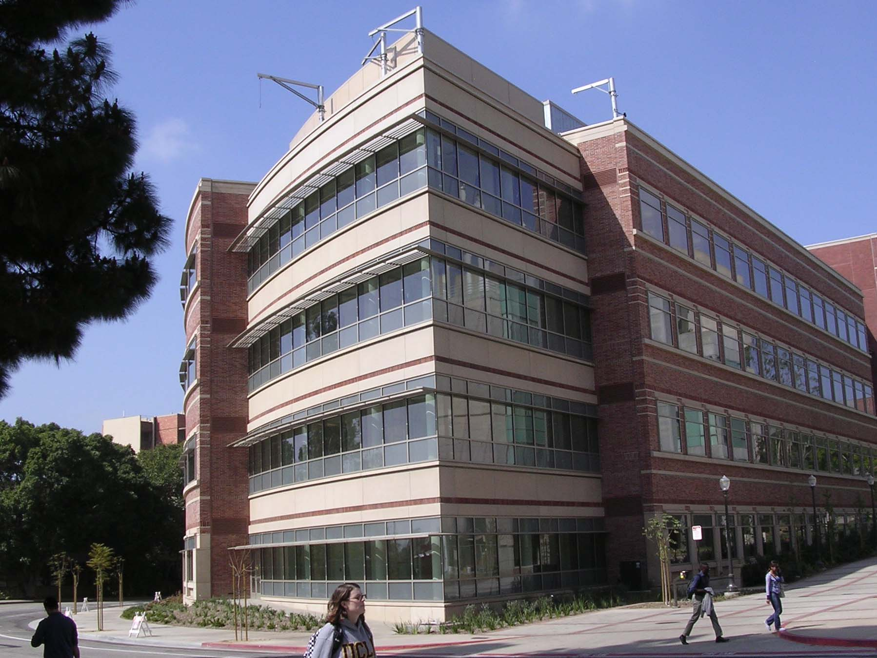 UCLA Campus Map: Biomedical Sciences Research Building