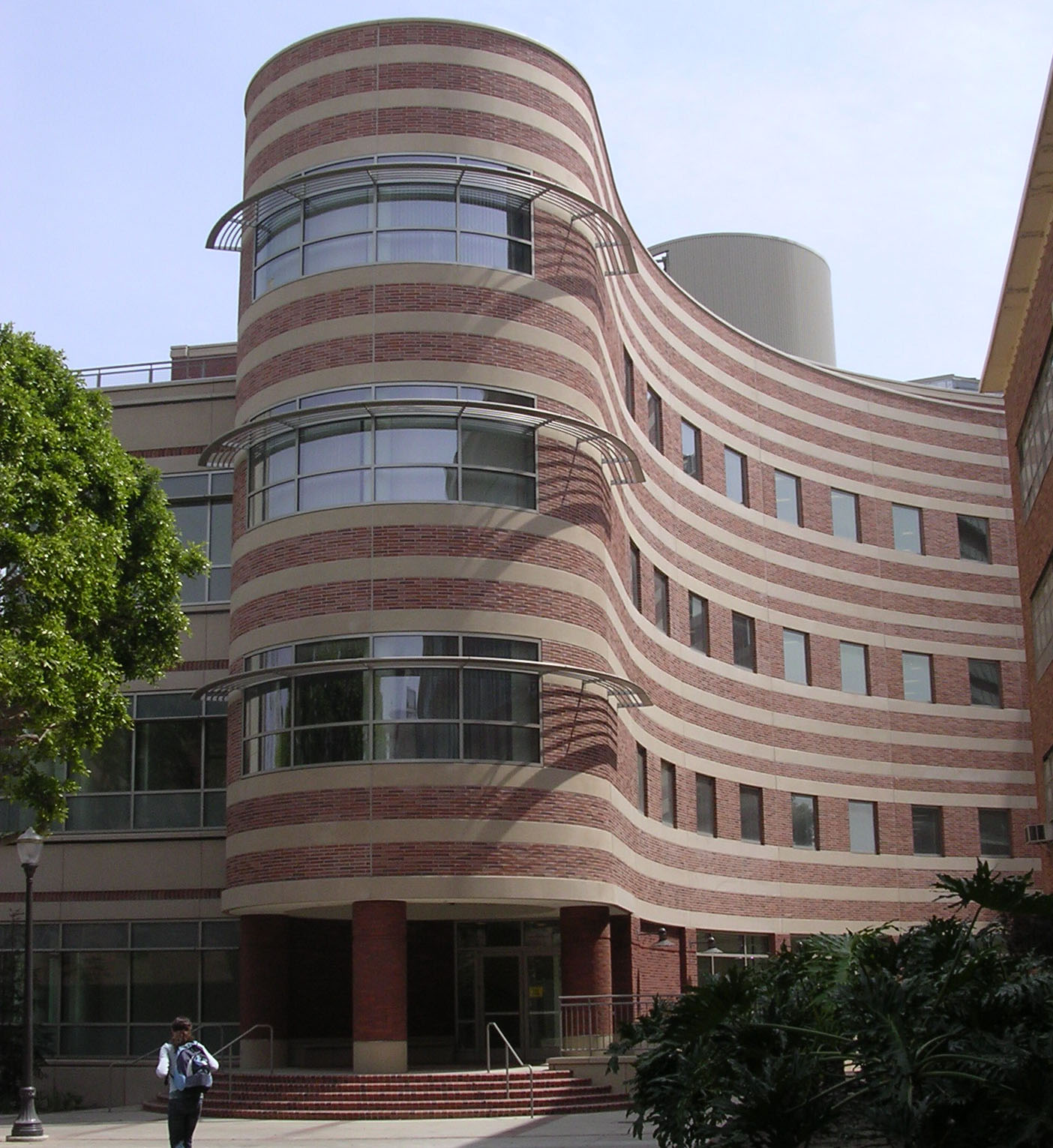 Ucla Campus Map Orthopaedic Hospital Research Center Ohrc