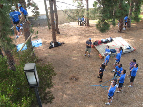 Ucla Campus Map Challenge Course